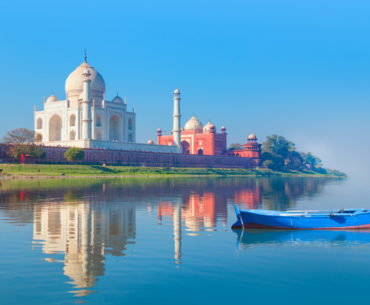 Taj Mahal – The Most Googled Landmark of the World